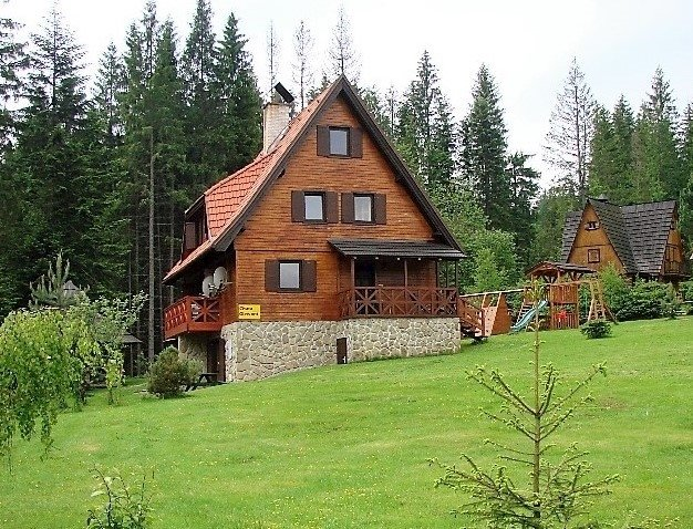 Apartmány a Chata Giewont
